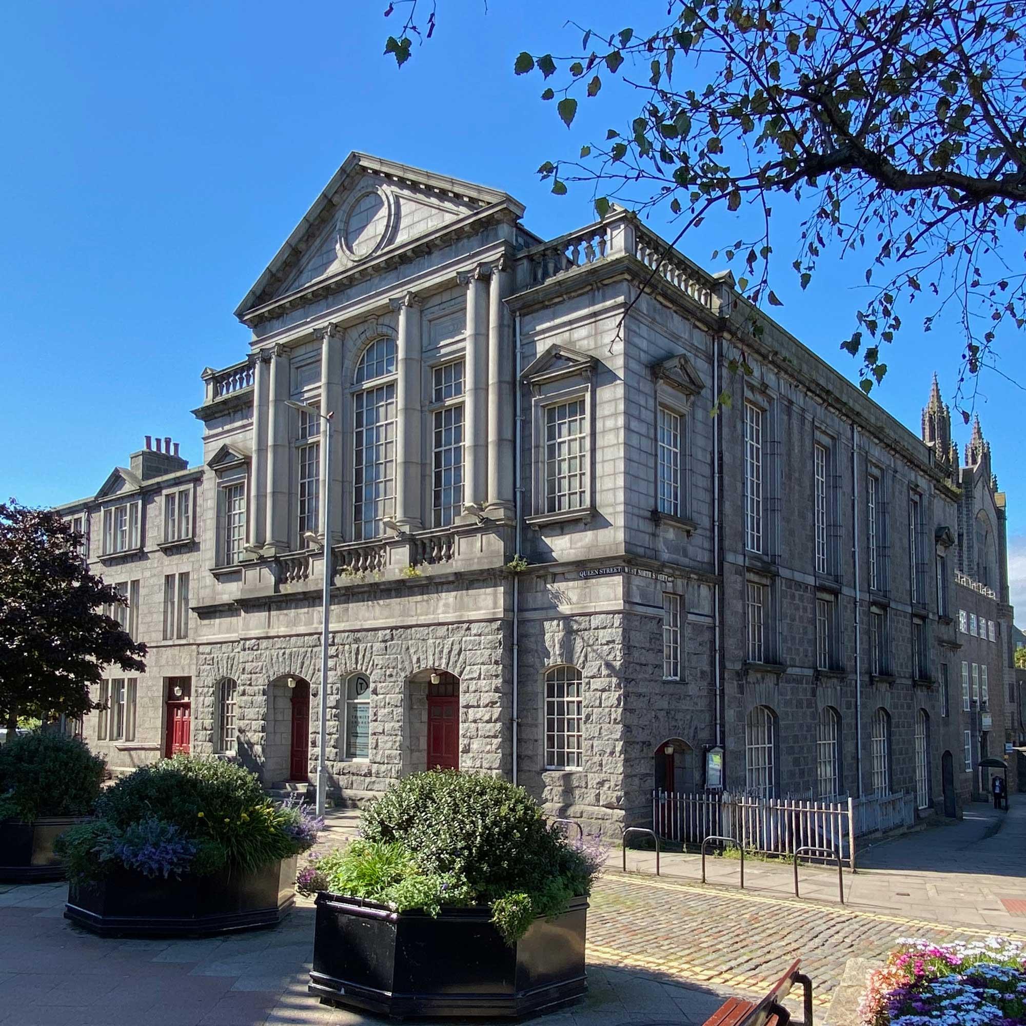 Trinity Church Aberdeen
