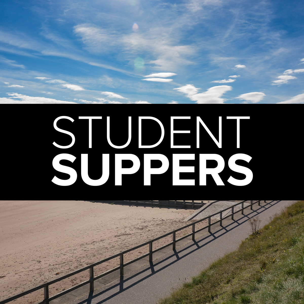 Student Suppers Graphic